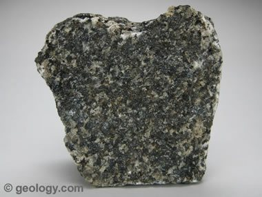 Gabbro: Igneous Rock.
