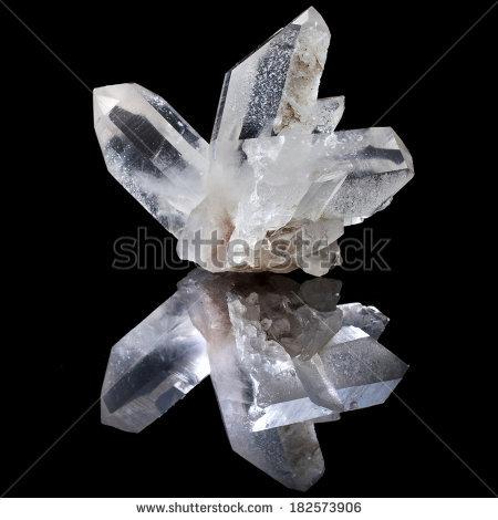 Uncut Diamond Stock Images, Royalty.