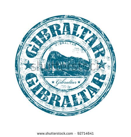 Rock Of Gibraltar Stock Photos, Royalty.