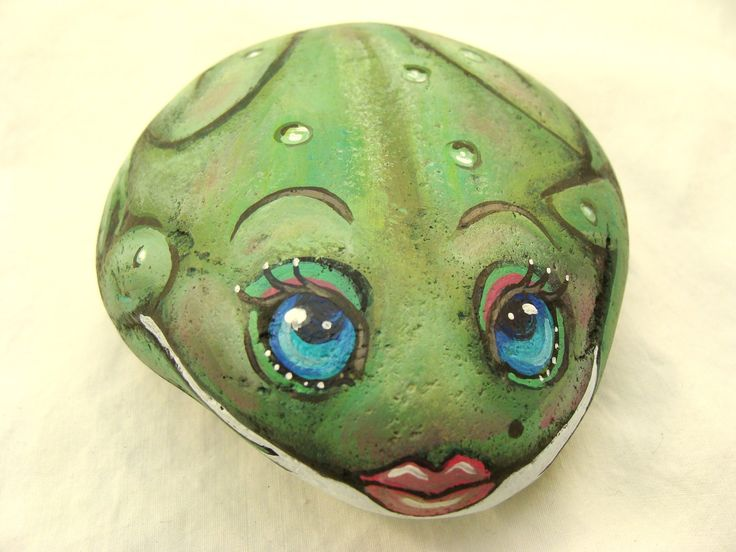 17 Best images about Painted Rocks on Pinterest.