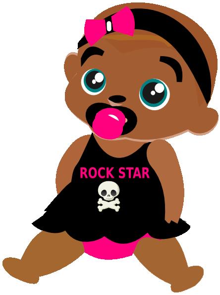Rock Star Clip Art at Clker.com.