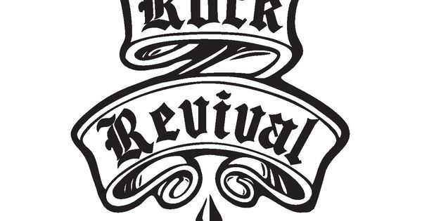 Rock revival Logos.