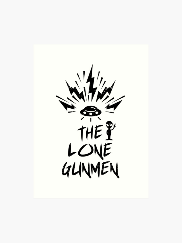 The Lone Gunmen Punk Rock Revival.