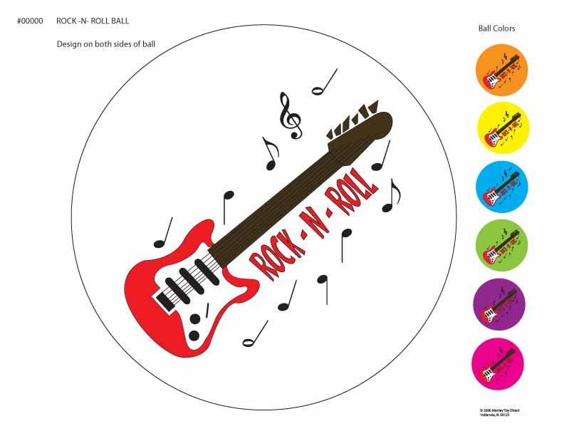 Clipart Rock N Roll.