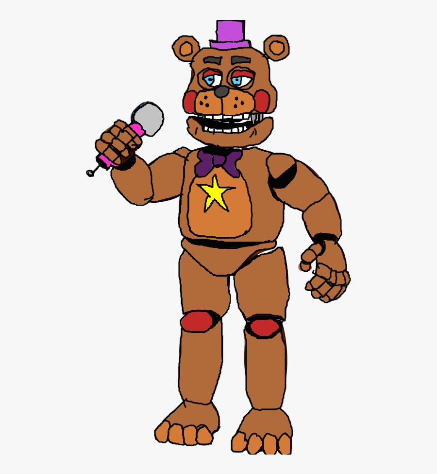 Rock Star Freddy.