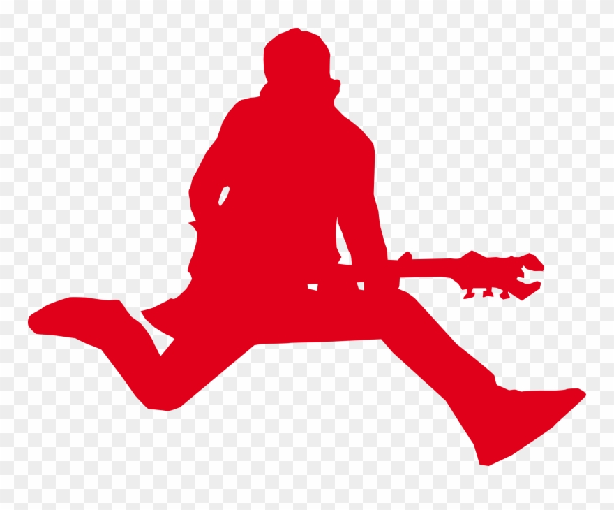 Clipart Rock Star With Guitar Self.