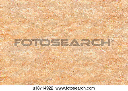 Stock Photo of rock, structure, material, hard, pattern, orange.
