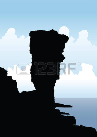 565 Rock Formations Stock Illustrations, Cliparts And Royalty Free.