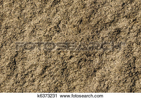 Stock Photography of Textured gray rock surface k6373231.