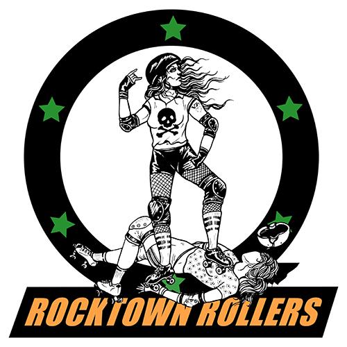 ROCKTOWN ROLLERS.