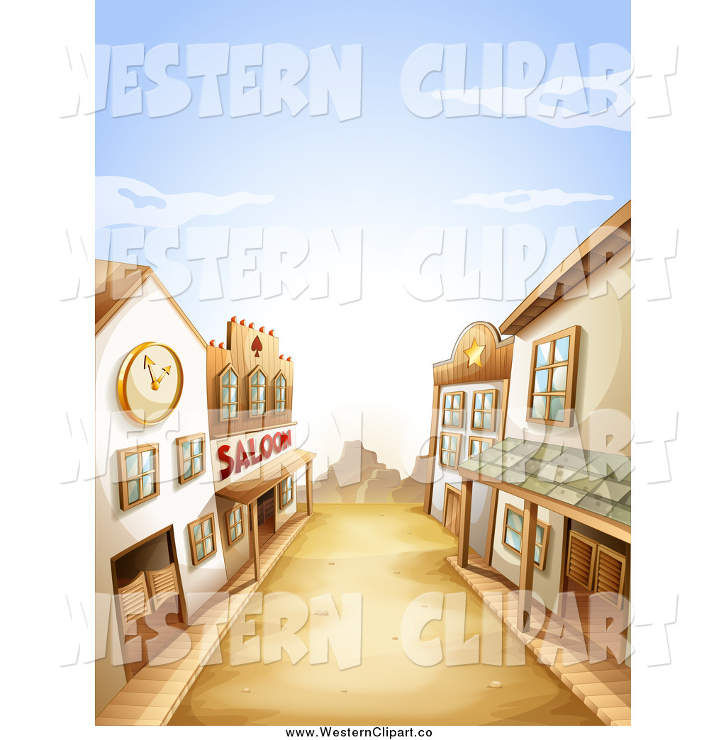 Rock town clipart #11