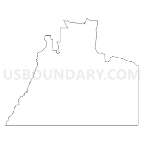 Public Use Microdata Area, Douglas County (South).