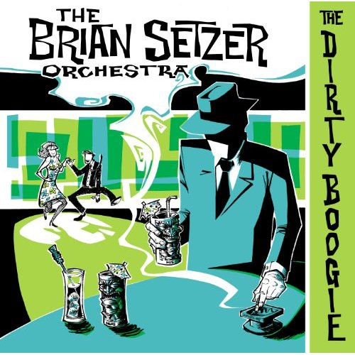 Amazon.com: Rock This Town (Album Version): The Brian Setzer.