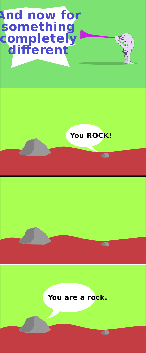 comic challenge rock.