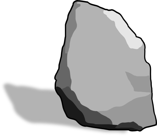 Rock mountain clip art free free clipart images image #17325.