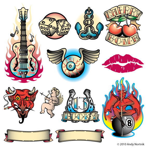 Tattoo Clip Art Clipart.
