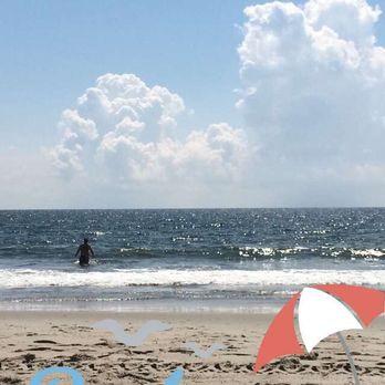 Rockaway Beach and Boardwalk.