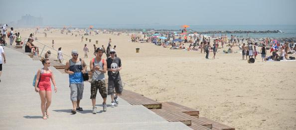 Rockaway Beach Restoration : NYC Parks.