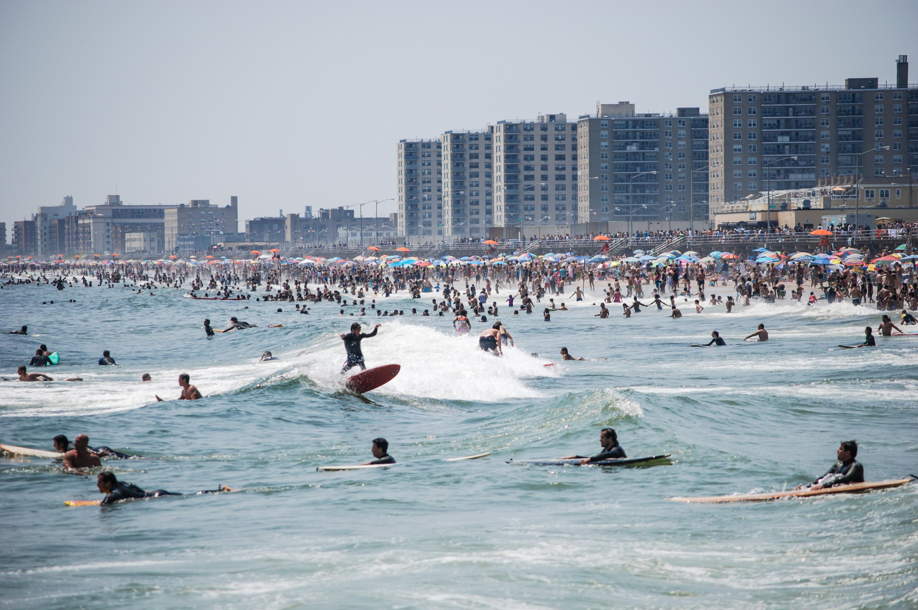 Surf Travel: Day trip to Rockaway Beach.