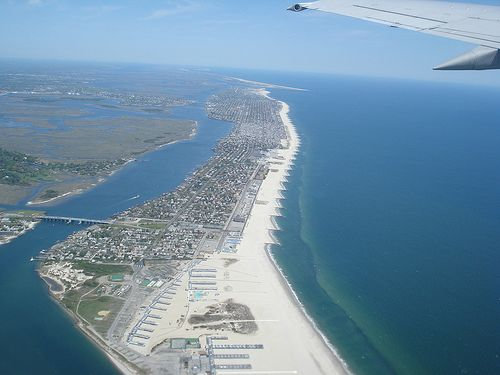 Rockaway Beach.