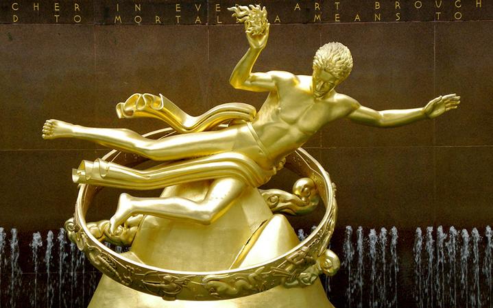 Rockefeller Center (article).