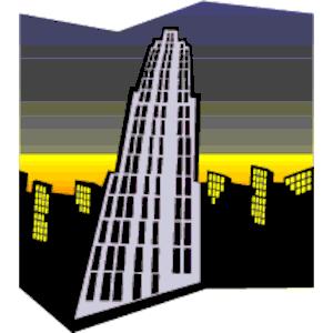 Rockefeller Center clipart, cliparts of Rockefeller Center free.