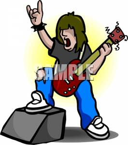 Rocker Clipart.