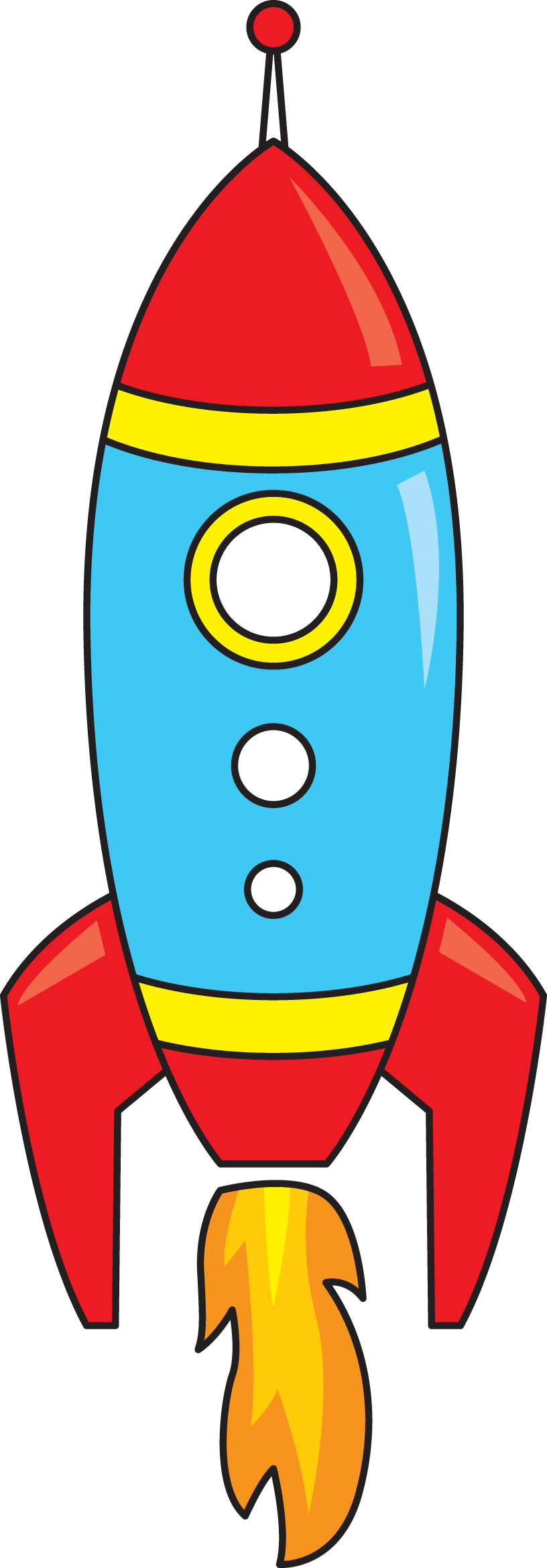 Free Rocket Cliparts, Download Free Clip Art, Free Clip Art.