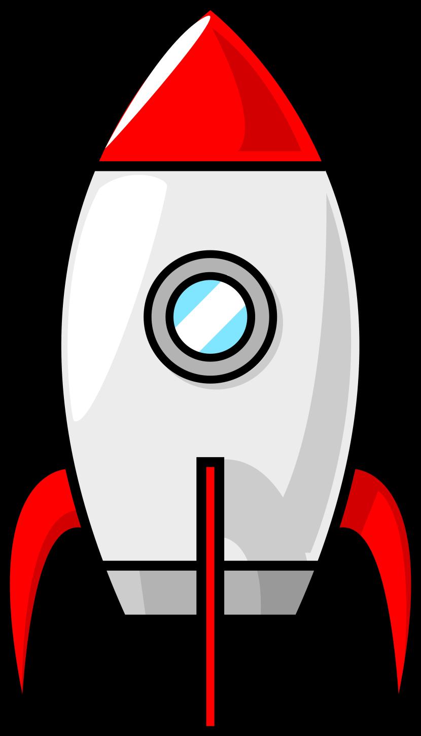 Rocket Clipart Transparent.