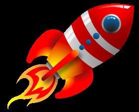 Rocket PNG.