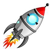 Rocket Engine Clip Art.