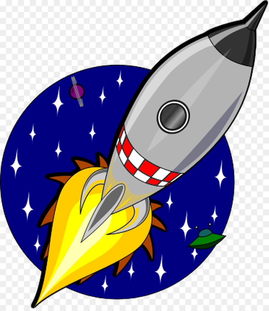 Rocket clipart png » Clipart Station.
