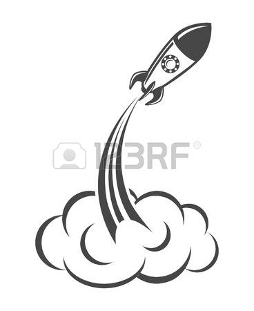 16,849 Rocket Launch Stock Vector Illustration And Royalty Free.