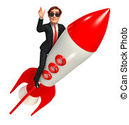 Rocket man Clipart and Stock Illustrations. 7,865 Rocket man.