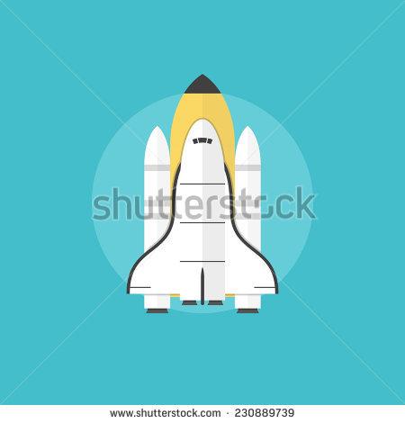 Rocket Mission Stock Vectors & Vector Clip Art.
