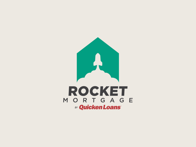 Rocket Mortgage Logo Redesign by Mitchell Kumle on Dribbble.