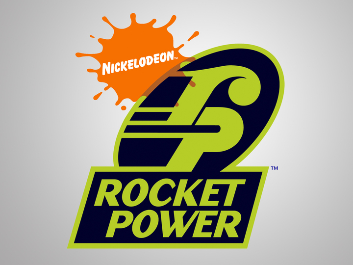 Rocket Power (TV Show) Font.