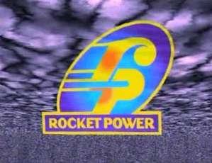 Rocket power Logos.