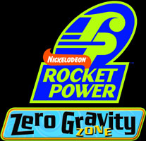 Reggie Rocket Power Logo.