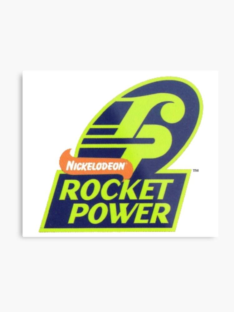 rocket power logo.