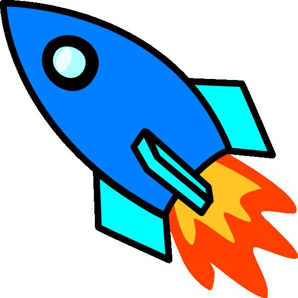 Future clipart rocket science, Future rocket science.