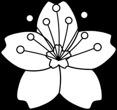 Magnolia Flower Clip Art Louisiana state flower.