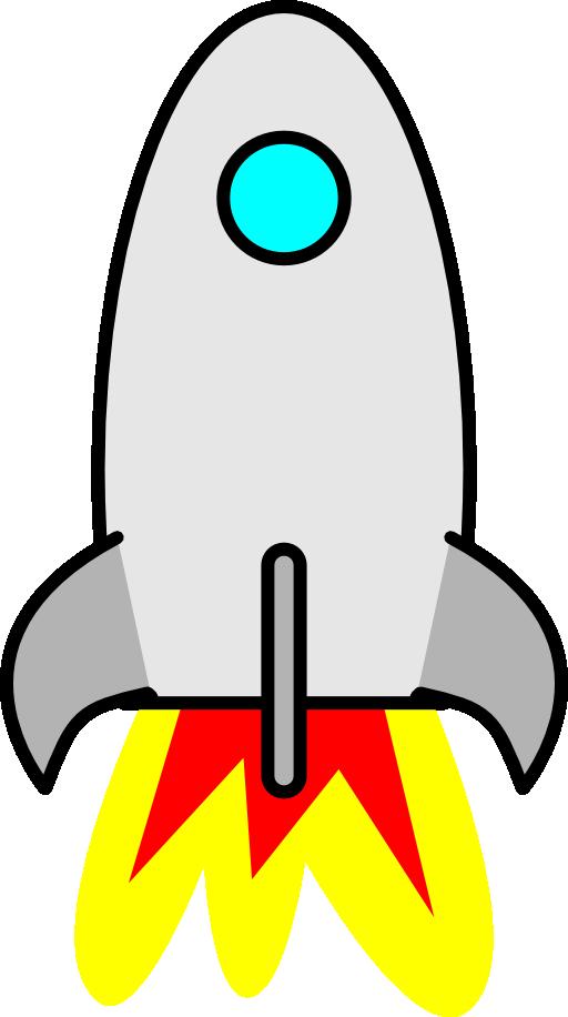 Rocket Clip Art.