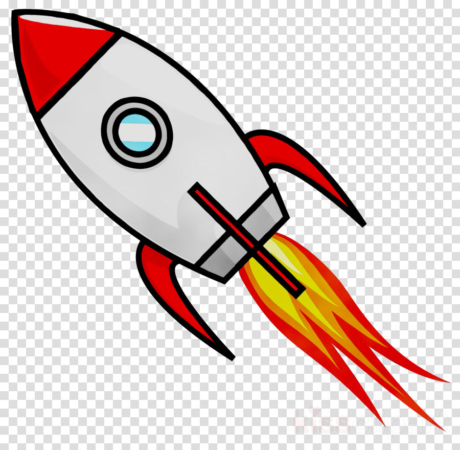 Rocket Ship Clipart to free download.