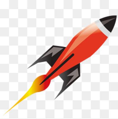 Rocket Ship Png.