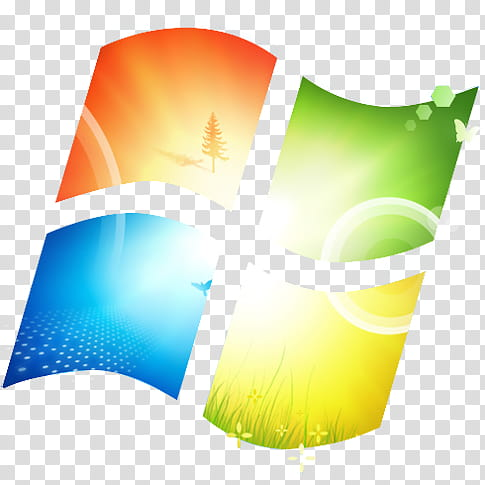 Win dock for RocketDock, Microsoft Windows logo transparent.