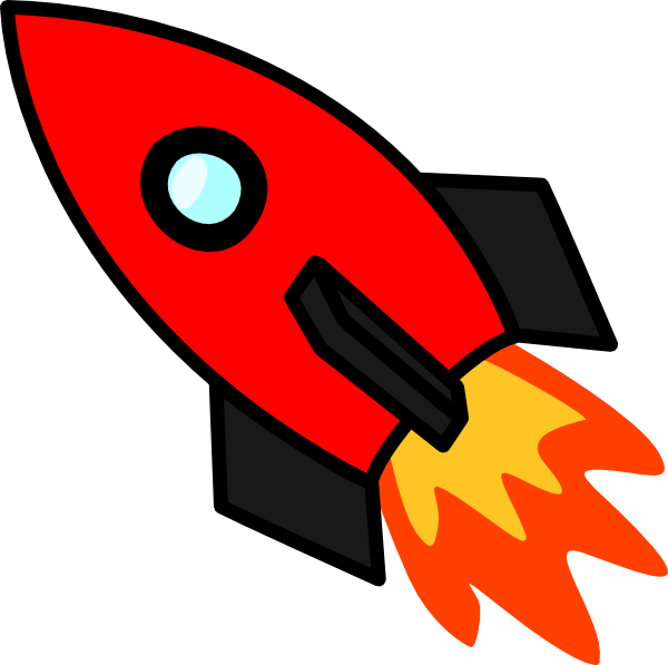 Free cartoon rocket ship clip art free rocket clipart free rocket.