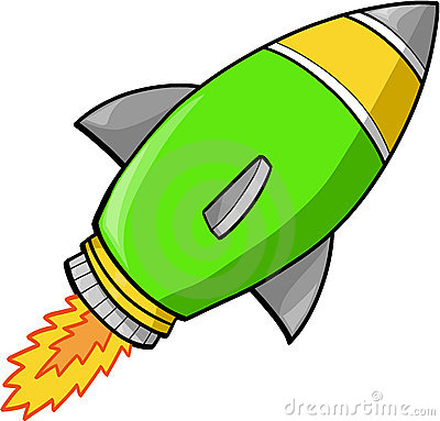 Rocket Clipart Free.