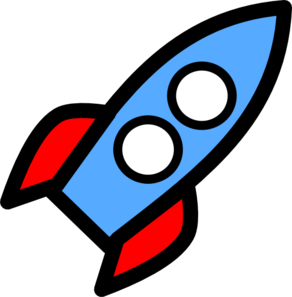 Rocket clip art free free clipart images 2.