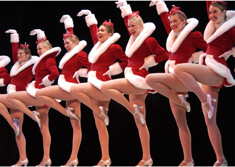 PHOTOS: The Radio City Rockettes through the years.